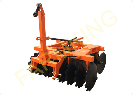 Heavy Duty Mounted Cum Trailed Offset Disc Harrow (Compact Model)